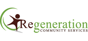 Regeneration Community Services logo